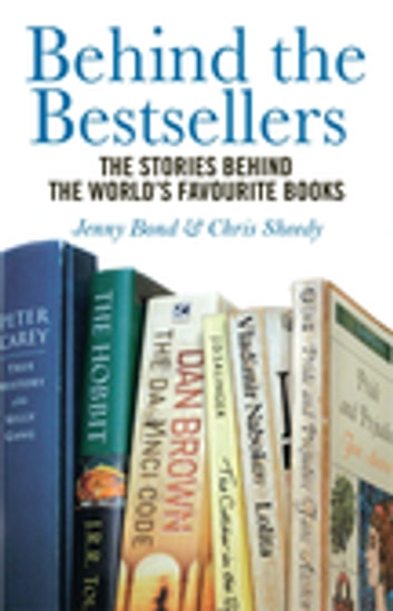 Behind The Bestsellers ebook by Jenny Bond