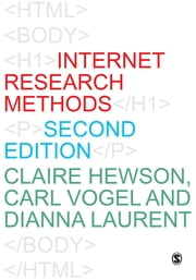 Internet Research Methods ebook by Claire Hewson,Carl Vogel,Dianna Laurent