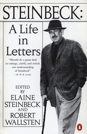 Steinbeck - A Life in Letters ebook by John Steinbeck