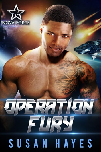 Operation Fury - Nova Force, #3 ebook by Susan Hayes