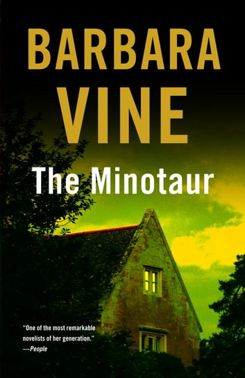 The Minotaur ebook by Barbara Vine