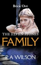 The Elven Stones: Family - The Elven Stones ebook by P A Wilson
