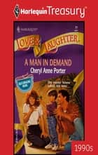 A Man in Demand ebook by Cheryl Anne Porter