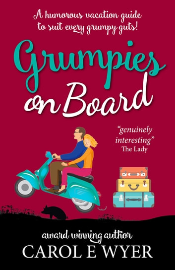 Grumpies on Board ebook by Carol Wyer