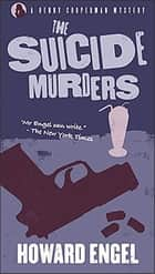 Suicide Murders ebook by Howard Engel