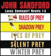John Sandford Lucas Davenport Novels 1-5 ebook by John Sandford