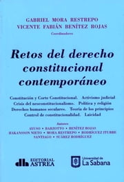 Retos del derecho constitucional contemporáneo ebook by Kobo.Web.Store.Products.Fields.ContributorFieldViewModel