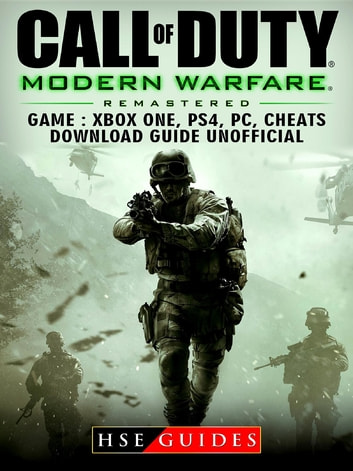 Call of Duty Modern Warfare Remastered Game, Xbox One, PS4, PC, Cheats,  Download Guide Unofficial