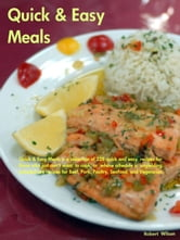 Quick & Easy Meals ebook by Robert Wilson