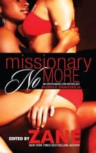Missionary No More ebook by Zane