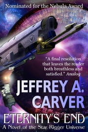 Eternity's End ebook by Jeffrey A. Carver