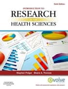 Introduction to Research in the Health Sciences eBook by Stephen Polgar, Shane A. Thomas