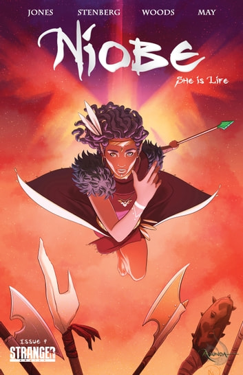 Niobe: She Is Life #4 ebook by Sebastian A. Jones