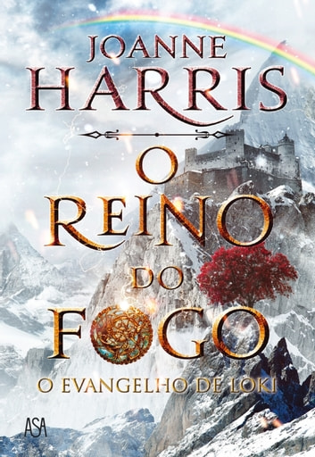 O Reino do Fogo ebook by Joanne Harris