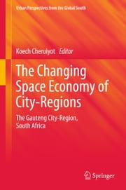 The Changing Space Economy of City-Regions - The Gauteng City-Region, South Africa ebook by Koech Cheruiyot