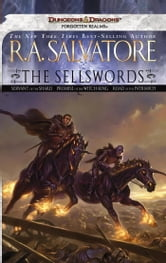 The Sellsword - Tracy Hickman Presents the Anvil of Time ebook by Cam Banks