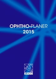 OPHTHO-PLANER 2015 ebook by Kaden Verlag