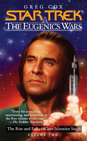The Eugenics Wars Volume Two - Star Trek The Original Series ebook by Greg Cox