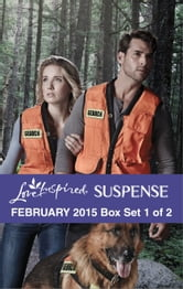 Love Inspired Suspense February 2015 - Box Set 1 of 2 - To Save Her Child\Taken\Silent Hunter ebook by Margaret Daley,Lisa Harris,Maggie K. Black
