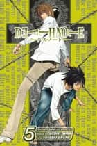 Death Note, Vol. 5 - Whiteout eBook by Tsugumi Ohba, Takeshi Obata