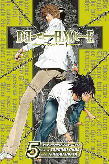 Death Note, Vol. 5 - Whiteout ebook by Tsugumi Ohba