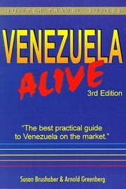 Venezuela Alive ebook by Susan Brushaber