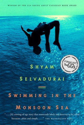 Swimming in the Monsoon Sea ebook by Shyam Selvadurai