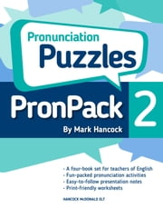 PronPack 2: Pronunciation Puzzles ebook by Mark Hancock