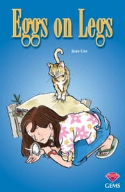 Eggs on Legs ebook by Jean  Ure,Karen Donnelly