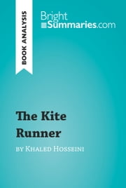 The Kite Runner by Khaled Hosseini (Book Analysis) - Detailed Summary, Analysis and Reading Guide ebook by Bright Summaries