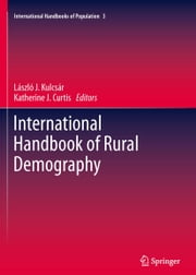 International Handbook of Rural Demography ebook by