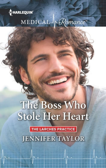 The Boss Who Stole Her Heart - A Single Dad Romance ebook by Jennifer Taylor