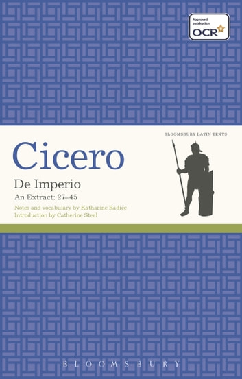 De Imperio - An Extract 27-45 ebook by Cicero