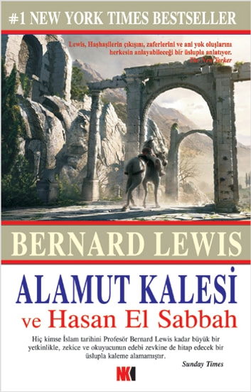 Alamut Kalesi ebook by Bernard Lewis
