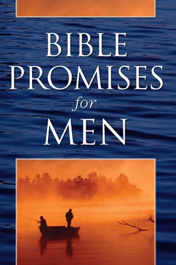 Bible Promises for Men ebook by B&H Editorial Staff