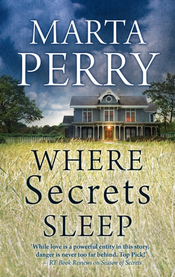 Where Secrets Sleep ebook by Marta Perry