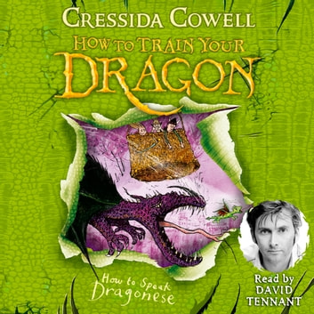 How To Speak Dragonese - Book 3 audiobook by Cressida Cowell