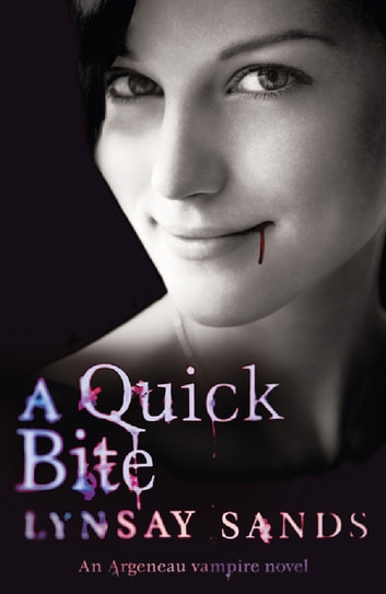 A Quick Bite - Book One ebook by Lynsay Sands