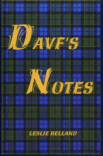 Davf's Notes ebook by Leslie Belland