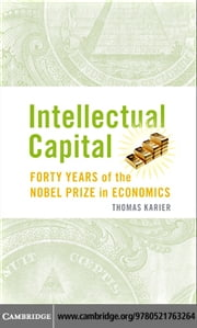 Intellectual Capital ebook by Karier, Tom