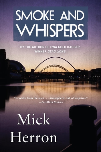 Smoke and Whispers ebook by Mick Herron