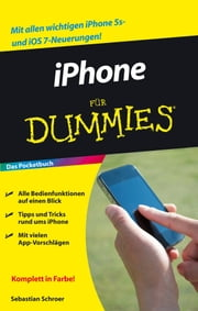 iPhone für Dummies ebook by Sebastian Schroer