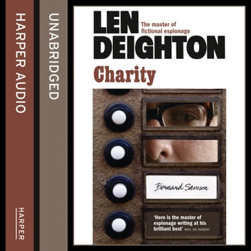 Charity audiobook by Len Deighton
