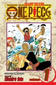 One Piece, Vol. 1 - Romance Dawn ebook by Eiichiro Oda