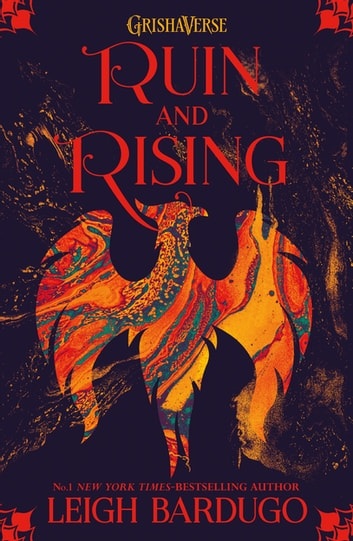 Ruin and Rising - Book 3 eBook by Leigh Bardugo