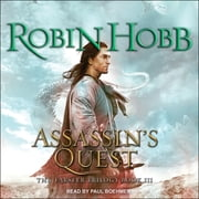 The Farseer: Assassin's Quest audiobook by Robin Hobb