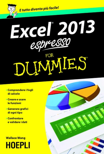 Excel 2013 espresso For Dummies ebook by Wallace Wang