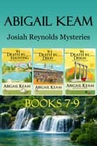 Josiah Reynolds Mysteries Box Set 3: Death By Haunting, Death By Derby, Death By Design ebook by