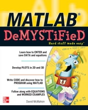 MATLAB Demystified ebook by David McMahon