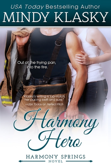 Harmony Hero ebook by Mindy Klasky